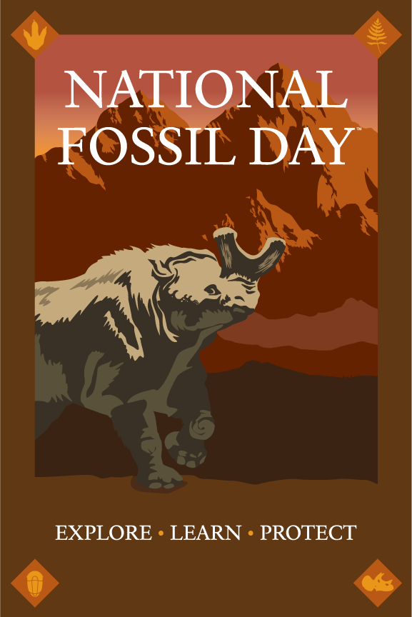 National Fossil Day 2012