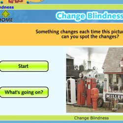 Change Blindness: Can You Spot the Changes?