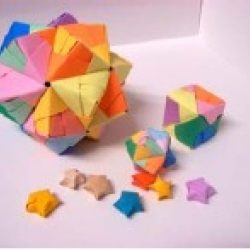 Paperfolding Polyhedrons