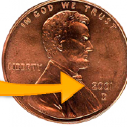 How Old is Your Penny?