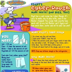 Digit's Cyber-Dough