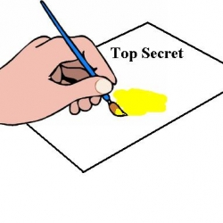 Mystery Writing: Write and develop a secret message