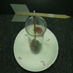 Design and Build a Wind Vane