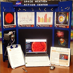 Space Weather Action Center