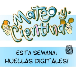 ¡Huellas Digitales!