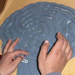Tactile Mazes