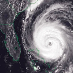 Why do Hurricanes go Counterclockwise in the Northern Hemisphere?