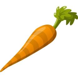 How Fast Can a Carrot Rot?