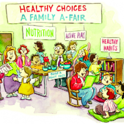 Healthy Choices: A Family A-Fair