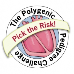 Pick the Risk: The Polygenic Pedigree Challenge