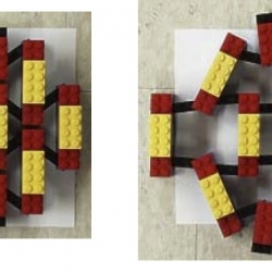 Exploring the Nanoworld with LEGO Bricks: Structure-Property Relationships at the Nanoscale
