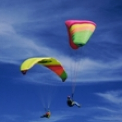 Playing with Parachutes