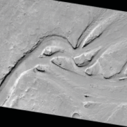 Mars from Above: Carving Channels