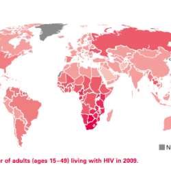 the spread of aids An important step in arresting the spread of aids in sub-saharan africa is to recognize that, although african women have relatively high autonomy by the standards of .