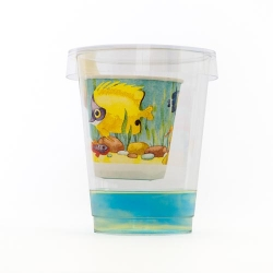 Ocean Acidification in a Cup